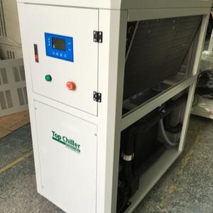the best quality industrial air cooled small chiller unit for laser machine and lab testing usage