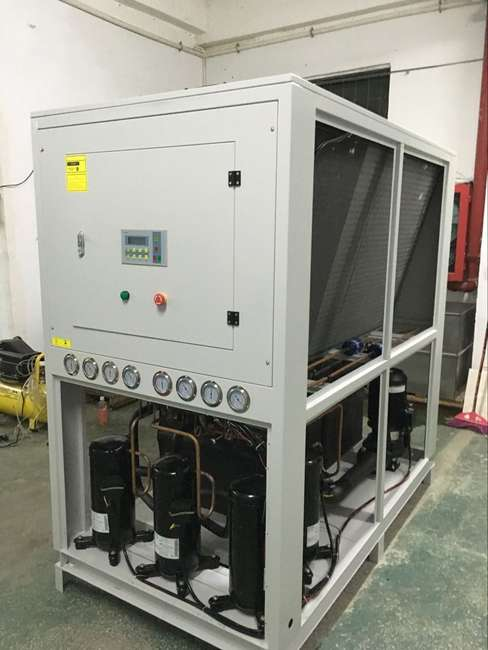 cold and heat chiller
