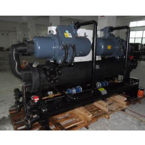 topchiller is a best price industrial water cooled screw chiller factory supplier