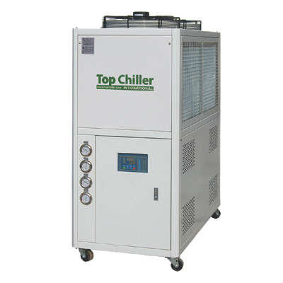 chiller boiler system