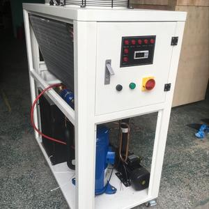 industrial air cooled water chiller for laser machine and lab testing welding machine