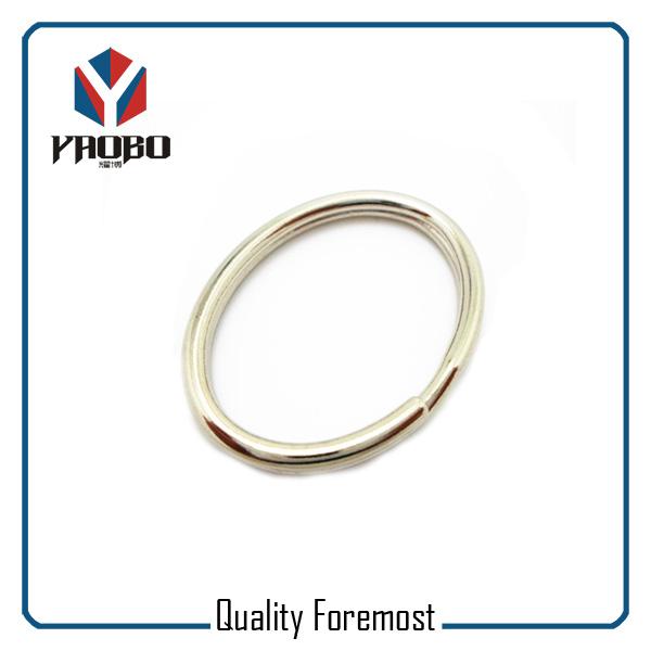 Silver Split Ring