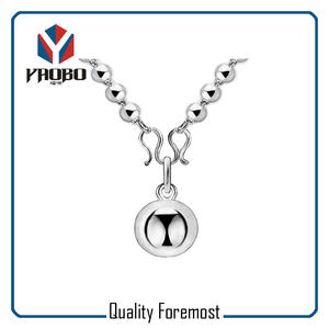 Metal Iron Ball Chain,Ball Bead Chain,Silver Ball Chain