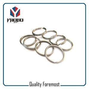 Key Ring,iron Key Ring,metal Key Ring,round Key Ring,silver key ring