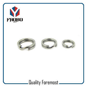 Heavy Duty Split Ring,stainless steel split ring