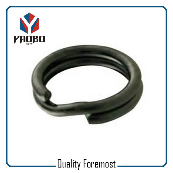 Spring Material Fishing Ring