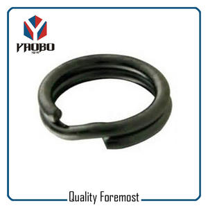 Spring Material Fishing Ring,stainless steel ring