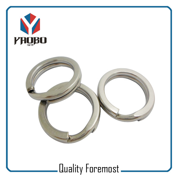 Steel Fishing Ring