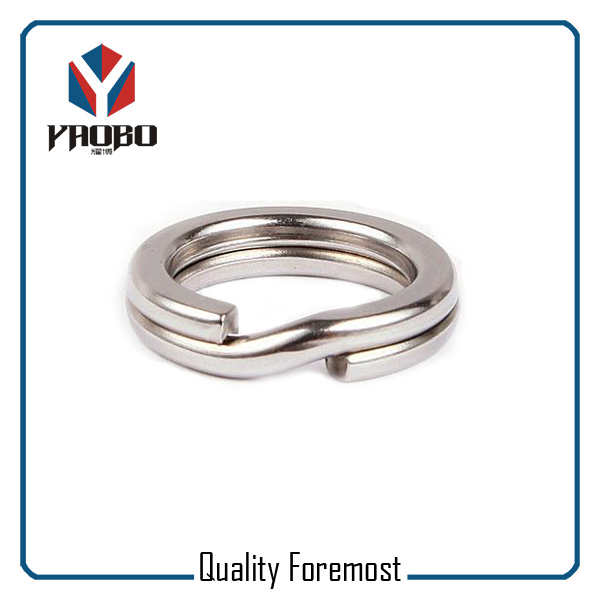 Stainless Steel Ring For Fishing
