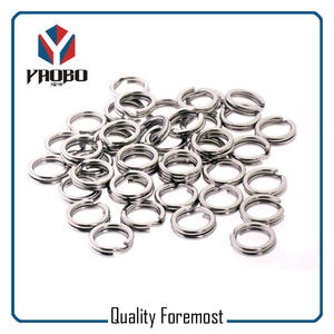 Stainless Steel 304 split ring for Fishing