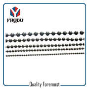 Gunmetal Ball Chain