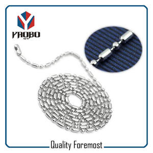 Stainless Steel Ball Chain,2.4mm Stainless Steel Ball Chain