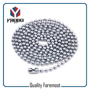Stainless Steel Ball Chain With Connector,Ball Chain