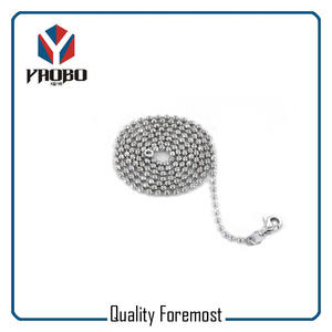 Wholesale Stainless Steel Ball Chain