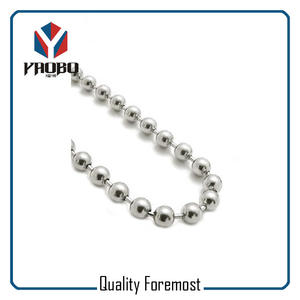 Stainless Steel Ball Chain Necklace,ball chain