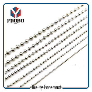 3mm stainless Steel Ball Chain, steel ball chain
