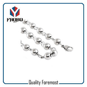3.2mm stainless Steel Ball Chain, steel ball chain