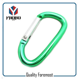 Aluminum Carabiner,colored carabiner factory