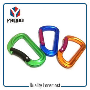 65mm Aluminum Carabiner,carabiner for key