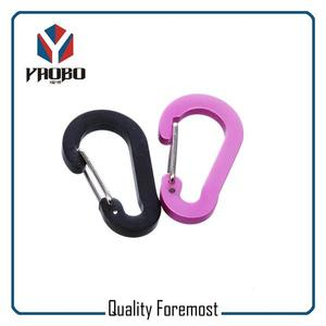 32mm Carabiner With Key Ring
