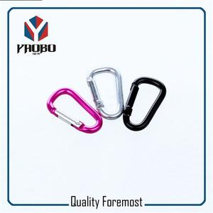 40mm Carabiner,carabiner for key,carabine with ring
