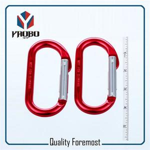 100mm Aluminum Carabiner,100mm carabiner for key