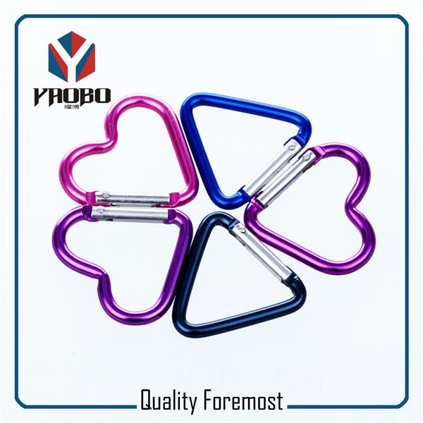 Heart Shape Carabiner