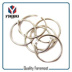 Metal Binder Ring,nickel binder ring,strong binder ring