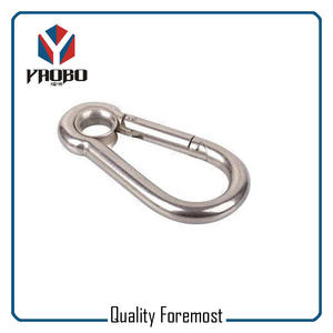 Durable Stainless Steel Snap Hook,strong nap hook