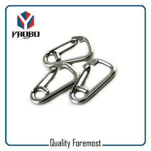 supplier Stainless Steel Hook,high quality spring hook