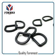 Black Color D Ring