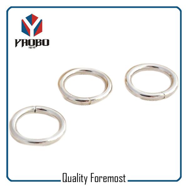 Silver O Ring