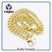 Gold Aluminum Chain