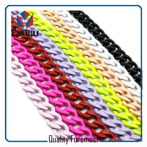 Aluminum Chain,metal chain,colored aluminum chain