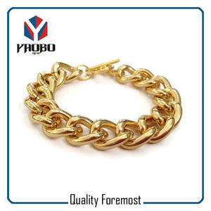 Gold Chain For Bracelet,gold metal chain for bags