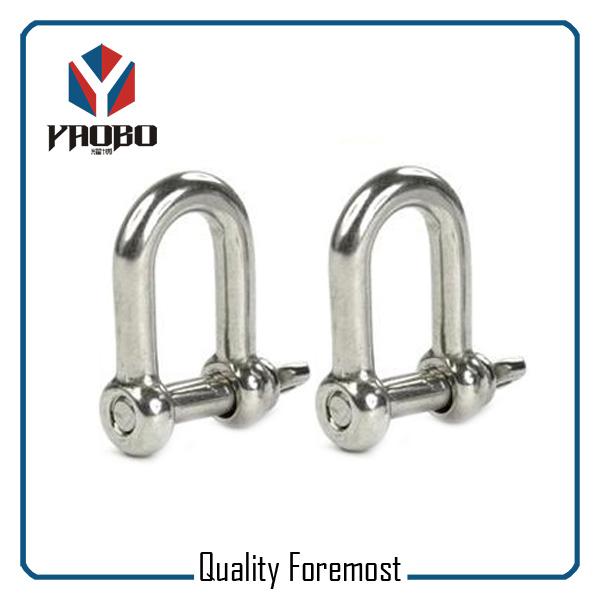 5mm D-Form-Fessel