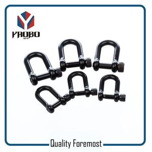 6mm Stainless Steel Shackle,Black stainless steel shackle