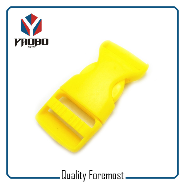 Yellow Plastic Buckles