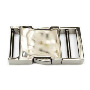 Metal 20mm Buckles,metal silver buckle for bracelet