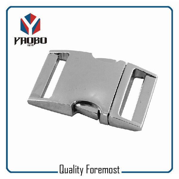 Metal Silver Buckles For Man