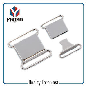 metal 45mm buckles,silver Buckle,nickle color buckle