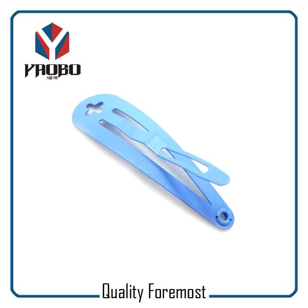 Blaue Farbe Haarspangen