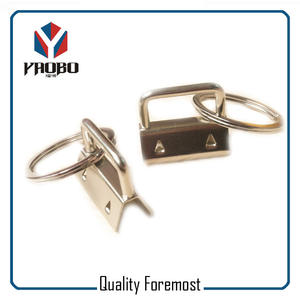Key FOB Hardware,Iron 25mm Key FOB Hardware
