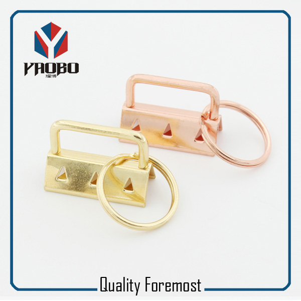 Colored Key FOB Hardware