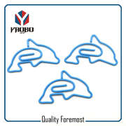 Dolphin Shape Paper Clips
