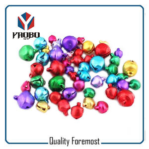 fashion bells for gift,colored craft Bells,metal bells for gift
