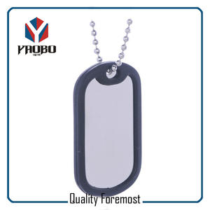 Tags For Dog,natural color dog tags,stainless steel dog tags