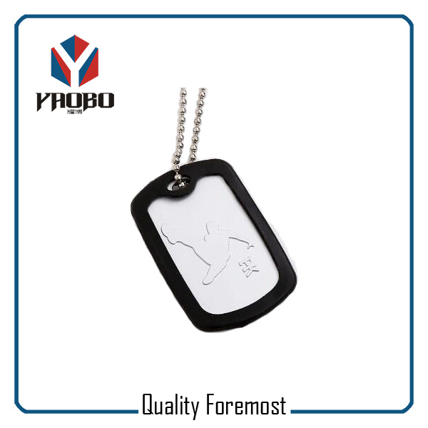 Stainless Steel Tags With Logo