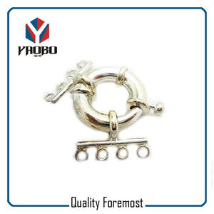 clasp for jewelry,popular clasp jewelry findings