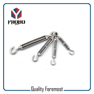 Stainless Steel Wire Rope Turnbuckle